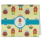 Robot Kitchen Towel - Full Print (Personalized)