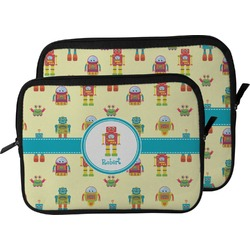 Robot Laptop Sleeve / Case (Personalized)