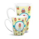 Robot Latte Mug (Personalized)