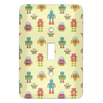 Robot Light Switch Covers (Personalized)
