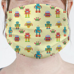 Robot Face Mask Cover (Personalized)
