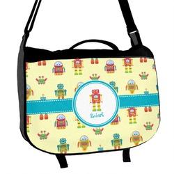 Robot Messenger Bag (Personalized)