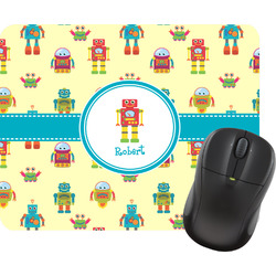 Robot Mouse Pad (Personalized)