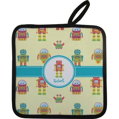 Robot Pot Holder (Personalized)
