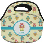 Robot Lunch Bag (Personalized)