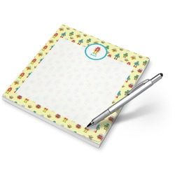 Robot Notepad (Personalized)