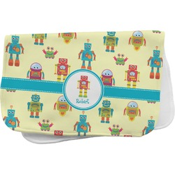 Robot Burp Cloth (Personalized)
