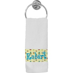 Robot Hand Towel (Personalized)