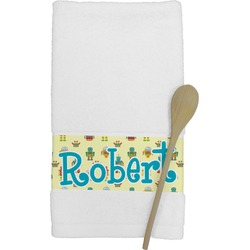 Robot Kitchen Towel (Personalized)