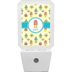 Robot Night Light (Personalized)