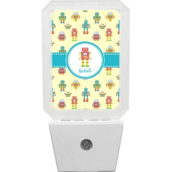 Robot Night Light (Personalized)