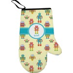 Robot Right Oven Mitt (Personalized)