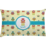 Robot Pillow Case - Toddler (Personalized)