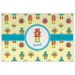 Robot Placemat (Laminated) (Personalized)