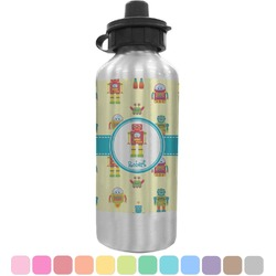 Robot Water Bottle (Personalized)