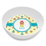 Robot Melamine Bowl 8oz (Personalized)