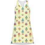 Robot Racerback Dress (Personalized)