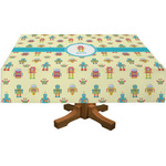 Robot Tablecloth (Personalized)