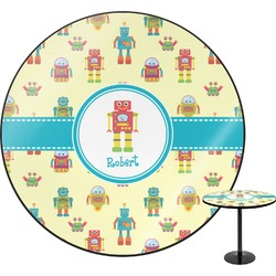 Robot Round Table (Personalized)