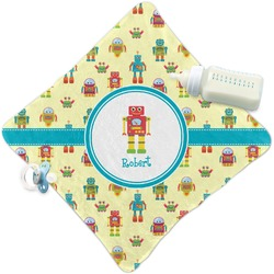 Robot Security Blanket (Personalized)
