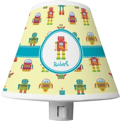 Robot Shade Night Light (Personalized)