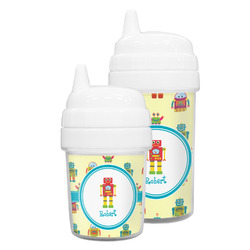 Robot Sippy Cup (Personalized)