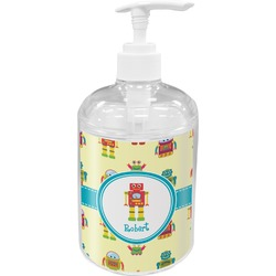 Robot Soap / Lotion Dispenser (Personalized)