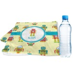 Robot Sports & Fitness Towel (Personalized)