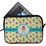 Robot Tablet Case / Sleeve (Personalized)