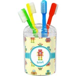 Robot Toothbrush Holder (Personalized)