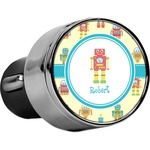 Robot USB Car Charger (Personalized)