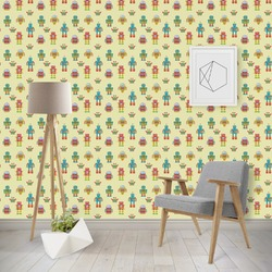 Robot Wallpaper & Surface Covering