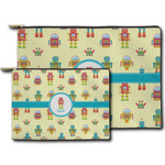 Robot Zipper Pouch (Personalized)