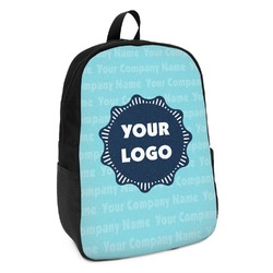 Logo & Company Name Kids Backpack (Personalized)