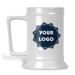 Logo & Company Name Beer Stein (Personalized)