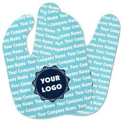 Logo & Company Name Baby Bib