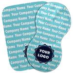 Logo & Company Name Burp Cloth