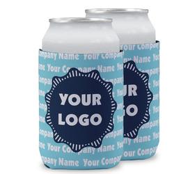 Logo & Company Name Can Cooler (12 oz)