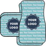 Logo & Company Name Car Floor Mats (Personalized)