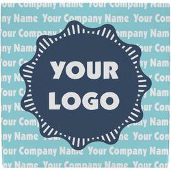 Logo & Company Name Ceramic Tile Hot Pad (Personalized)