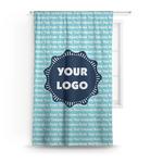 Logo & Company Name Curtain