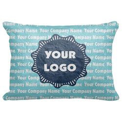 "Logo & Company Name Decorative Baby Pillowcase - 16""x12"" (Personalized)"