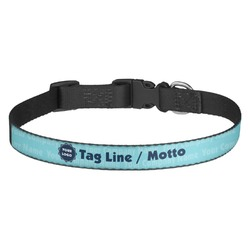 Logo & Company Name Dog Collar (Personalized)
