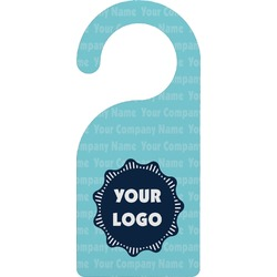Logo & Company Name Door Hanger (Personalized)