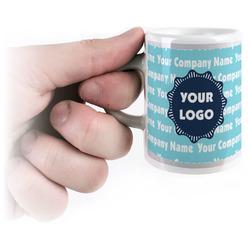 Logo & Company Name Espresso Cups (Personalized)