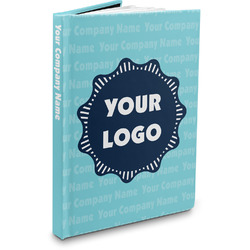 Logo & Company Name Hardbound Journal