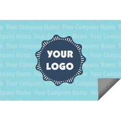 Logo & Company Name Indoor / Outdoor Rug (Personalized)