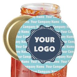 Logo & Company Name Jar Opener