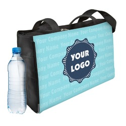 Logo & Company Name Ladies Workout Bag (Personalized)