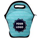 Logo & Company Name Lunch Bag